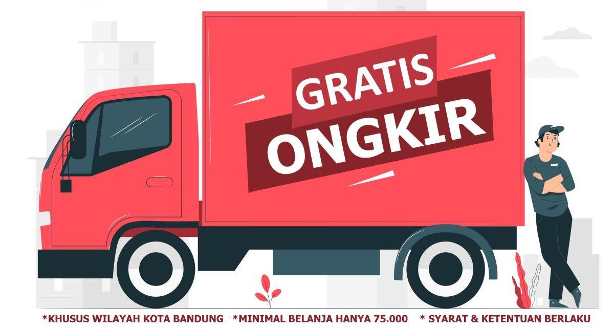 Promo Gratis Ongkir Bandung Natural Balmut