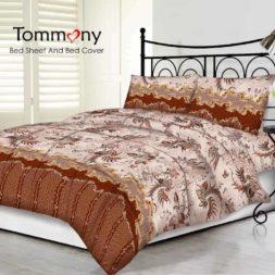 Tommony Sprei motif Batik Sutra