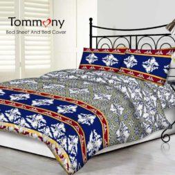 Tommony Sprei motif Blue Safir