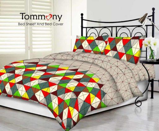 Tommony Sprei motif Diamond