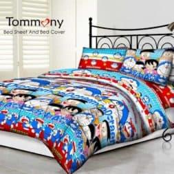 Tommony Sprei motif Doraemon