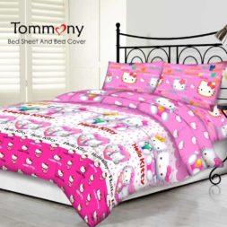 Tommony Sprei motif Hello Kitty