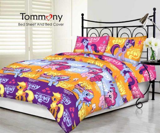 Tommony Sprei motif My Little Pony