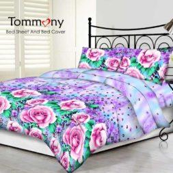 Tommony Sprei motif Rosemary
