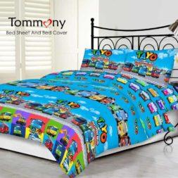Tommony Sprei motif Tayo